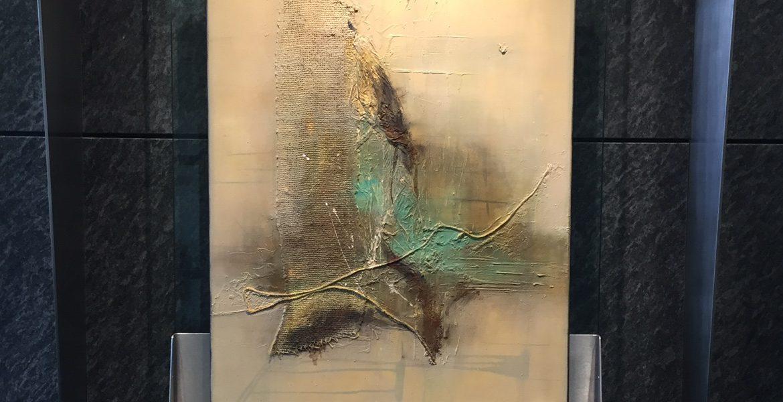Jade Art Ausstellung Kantonalbank